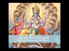 Vishnu Sahasranaama [MS Subbalakshmi] Full with subtitles  Devotional sloka on Vishnu in the sweet voice of M.S.