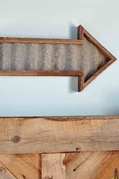 s 7 shocking things you can do with old unwanted pieces, A Decorative Tin Arrow