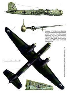 Heinkel He 177A-5, 1944