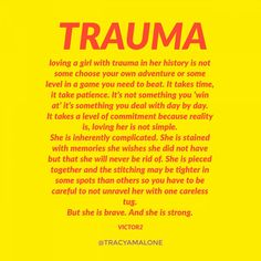 Trauma Quotes PTSD - Narcissist Abuse Support