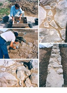 Fossa Nera B (Porcari - Lu) Consolidamento restauro