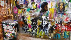 Street art London, Brick Lane, Shoreditch