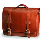 Found it at Wayfair - Bridle Executive Porthole Leather Laptop Briefcase