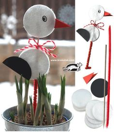 Read more about craft ideas for toddlers Animal Crafts For Kids, Spring Crafts For Kids, Toddler Crafts, Preschool Crafts, Easter Crafts, Diy For Kids, Eye Make-up Remover, Make Up Remover, Diy And Crafts
