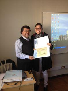 Felicitaciones Pierinna Gallardo!!!