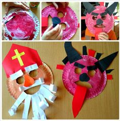 Štěpa dlouho nevydržel, ale mě to bavilo. Diy And Crafts, Crafts For Kids, Painting For Kids, Montessori, Birthday Cake, Halloween, Winter, Christmas, Make Christmas Decorations