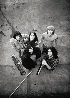 Grateful Dead One of my favorite early shots.