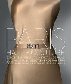 "DON'T MISS THE ""PARIS HAUTE COUTURE"" EXPOSITION!"