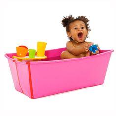 Prince Lionheart Flexi Bath - Folds flat for storage