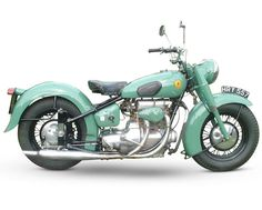 Bonhams Fine Art Auctioneers & Valuers: auctioneers of art, pictures, collectables and motor cars British Motorcycles, Bmw Motorcycles, Vintage Motorcycles, Standard Motorcycles, 50 Cm3, Custom Bobber, Easy Rider, Bike Art, Vintage Branding