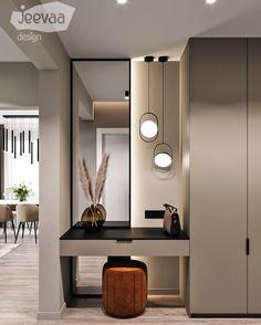 Bedroom Bed Design, Home Room Design, Room Decor Bedroom, Living Room Designs, Beautiful Interior Design, Modern Interior Design, Wardrobe Door Designs, Bedroom Cupboard Designs, Hallway Designs