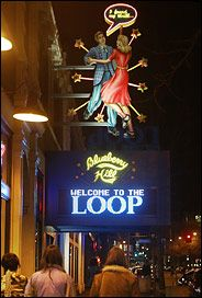 Blueberry Hill.  A St. Louis Landmark in the Loop!