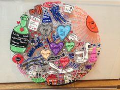 www.zipadeedoodle.co.uk #personalised #memory #doodles designed to make you #smile...promise :-)