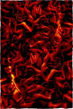DEMONS. An orgy of evil malice IL LIBRO INFERNALE (Emporio-Zoe publishing)