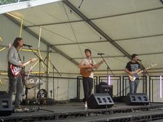 The fabulous Late Day Breakers on Ricky Festival Main stage 2013   https://en-gb.facebook.com/latedaybreakers