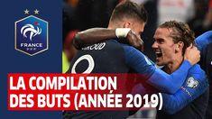 Tous les buts des Bleus en 2019, Equipe de France I FFF 2019 Buts, Baseball Cards, Youtube, Sports, Movie Posters, Film Poster, Sport, Popcorn Posters, Film Posters