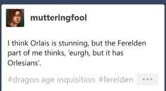 dragon age (we're all a little Fereldan i think...)