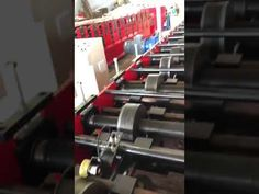 Full Auto C Z Channel Purlin Roll Forming Machine Roll Forming Machine Auto
