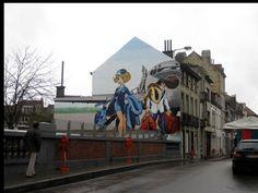 Paredes de Bruselas