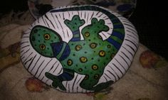 Iguanita colorida