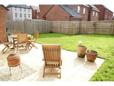 4 bedroom detached house for sale in Edale Close, Teal Park Village, - Rightmove. Detached House, Property For Sale, Homes, Patio, Outdoor Decor, Design, Home Decor, Houses, Decoration Home