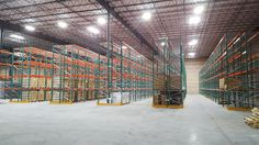 California warehouse installation with seismically engineered FlexRack® pallet rack from Next Level. Storage Solutions, Warehouse, Pallet, California, Decor, Shed Base, Decoration, Shed Storage Solutions, Palette