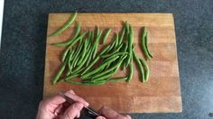 Roasted Mustard String Beans