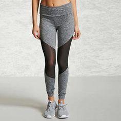 84c90719205d 2017 Women High Waist Leggings with breathable areas. Weight Loss  SupplementsRunning WorkoutsWorkout LeggingsYoga PantsLeggings ...