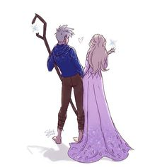 "𝑺𝒉𝒊𝒏𝒆 𝑺𝒎𝒊𝒍𝒆 🦁🇮🇨 on Instagram: ""I'm back with more Jelsa content 😏💁🏽‍♀️😌 #jelsa #jackfrost #elsa #riseoftheguardians #rotg #frozen #couplegoals #bfgf #fanart…"" Jack Frost And Elsa, Sailor Princess, Rise Of The Guardians, Queen Elsa, Jelsa, Disney And Dreamworks, Frozen, Fan Art, Smile"