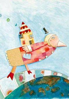 ilustración de Montse gisbert