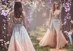 """Paolo Sebastian - """"Once Upon a Dream"""" Spring/Summer 2018 ♥ Haute Couture Collection Stunning Dresses, Beautiful Gowns, Pretty Dresses, Fabulous Dresses, Couture Mode, Couture Fashion, Ball Dresses, Prom Dresses, Wedding Dresses"""