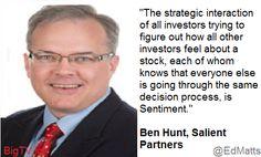 Ben Hunt's Strategic Interaction