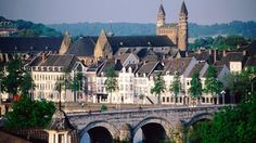 Maastricht, Netherlands, in the deep south, a city with a very nice 'laissez faire' atmosphere