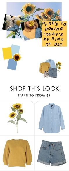 """my kind of day"" by vveee ❤ liked on Polyvore featuring Pier 1 Imports, GET LOST, Monki, 3.1 Phillip Lim, PèPè and adidas"