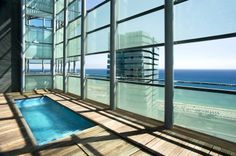 Luxury Apartments with Sea-view 15 minutes from the city centre of Barcelona