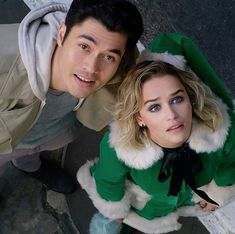 Emilia Clarke and Henry Golding's new movie, 'Last Christmas' is kind of a mess. Emilia Clarke, Movies 2019, New Movies, Good Movies, Iconic Movies, Michelle Yeoh, Emma Thompson, George Michael Songs, Movie Stars