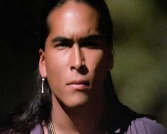 Eric Schweig - Last of the Mohicans w. Daniel Day Lewis