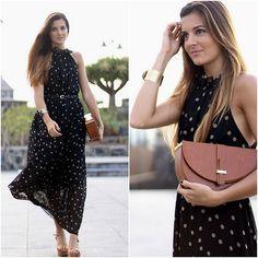 Sammydress Dress, Pull & Bear Shoes, Pull & Bear Bag