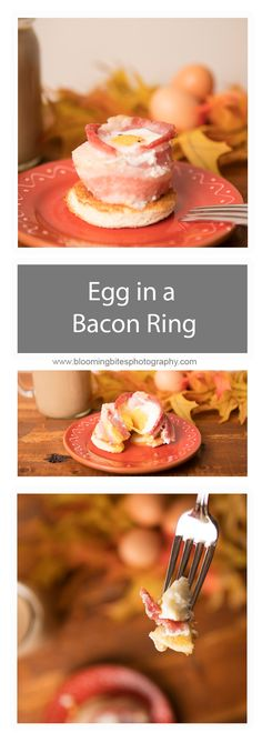 Egg in a Bacon Ring