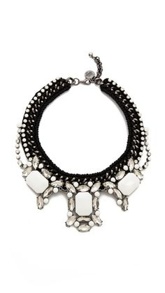 Rock With You Necklace by: Venessa Arizaga Rock With You Necklace @Shopbop / East Dane