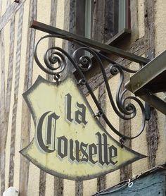 rue de la Boucherie à Limoges