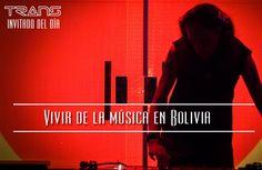¿Se puede vivir de la música en #Bolivia?   Javier Grossman (Dj Trans) está como invitado del día y nos cuenta sus experiencias, consejos y nos responde la gran pregunta.  #Bolivia #Musica #DJ