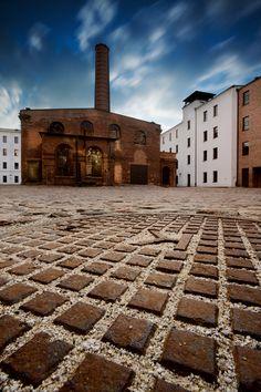 The Central Museum of Textiles in Łódź [fot. P. Buczek] www.polen.travel/sv/lodzkie-regionen/lodz-en-stad-av-kreativitet-och-energi-2