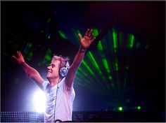 Armin van Buuren...one of my favorite DJs  Love AvB? Visit http://trancelife.us to read our latest #ASOT reviews.