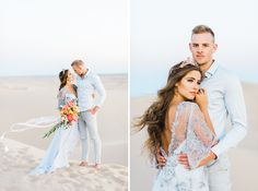 White Sand Elopement Inspiration with Whimsical Boho Details Pre Wedding Photoshoot, Elopement Inspiration, Green Wedding Shoes, Whimsical, Cool Style, Floral Design, Wedding Photography, Engagement, Boho