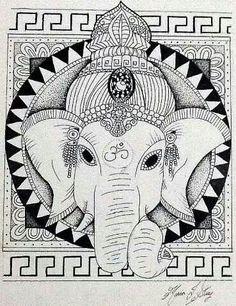 Ganesh design