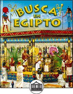 Busca En Egipto de Equipo Susaeta ✿ Libros infantiles y juveniles - (De 3 a 6 años) ✿