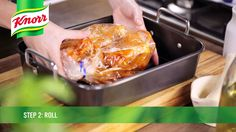 How to use a convenient Knorr Cook-In-Bag create succulent, flavoursome chicken in just three easy steps! Cook In A Bag, Roasting Bags, Turkey Stuffing, Roast Chicken, Yum Yum Chicken, Food To Make, I Am Awesome, Rolls, Favorite Recipes