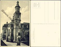Bad Windsheim - Blick auf Stadtturm und Kriegerdenkmal 40er Jahre - Verlag Heinrich Delp Bad Windsheim (E4369y) ...