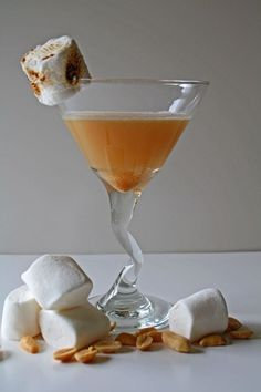 ... # cocktail more fluffernutter martini cocktail marshmallow